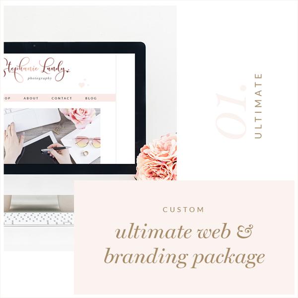 Ultimate Web & Branding Package