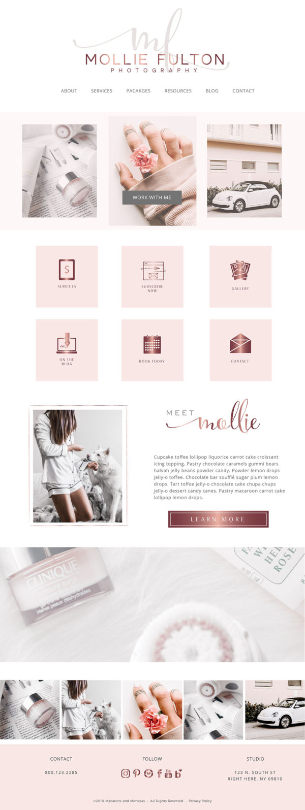 Wordpress Template, studiopress theme, wordpress website tempalte, showit templates, showit themes, blog kits