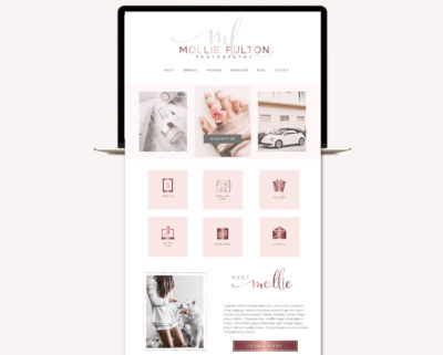 Wordpress Template, studiopress theme, wordpress website tempalte, showit templates, showit themes, blog kits