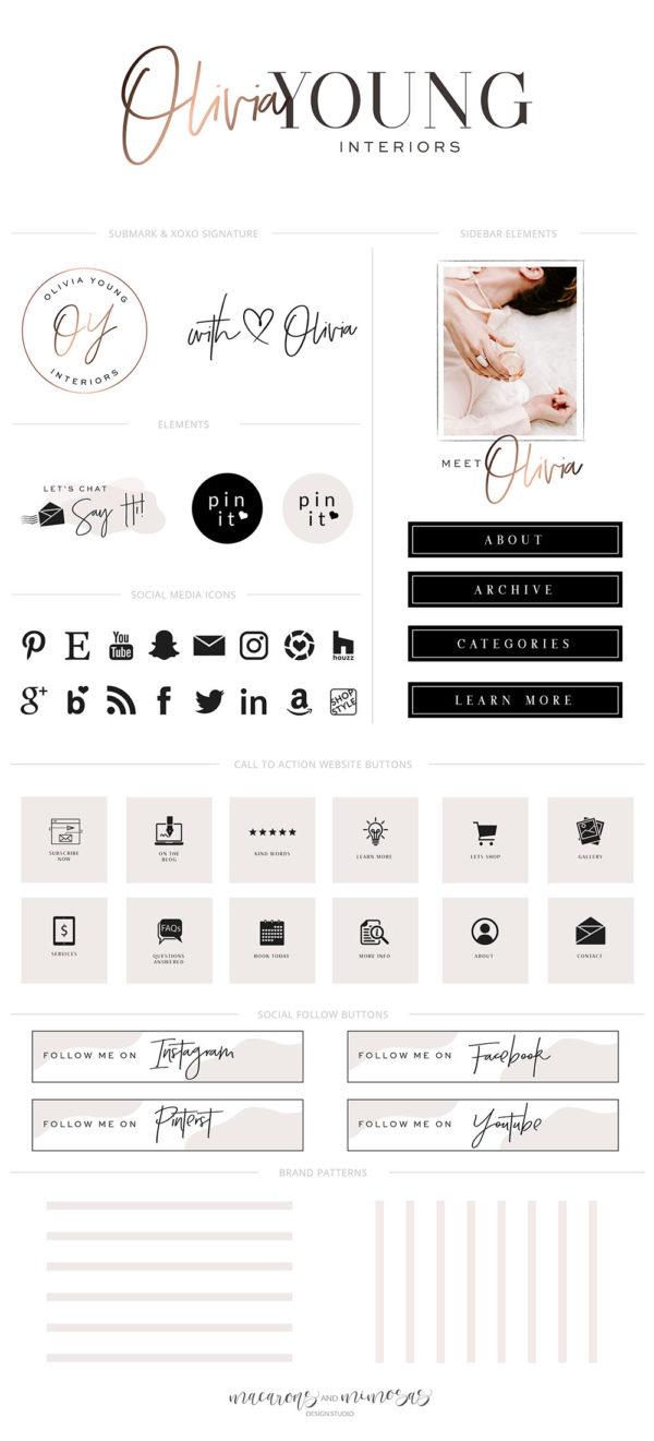 Wordpress Template, studio press theme, wordpress website tempalte, showit templates, showit themes, blog kits