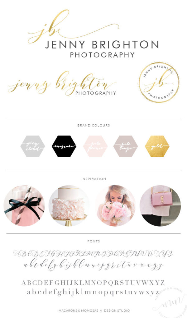 Photography Logo Design, Premade Logo Branding kit, Business Card, Gold logo, Blog Logo, Logos, Watermark, Branding Package, Blog Kit 04