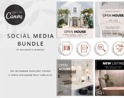 106 Instagram Story Highlights Icons, Rose Gold Marble Instagram Story Template Bundle, Instagram Highlights, Realtor, Real Estate Instagram Highlight Icon Covers, Real Estate Instagram Templates, Realtor Highlight Icon Covers, Realtor Instagram Templates, Realty Social Media