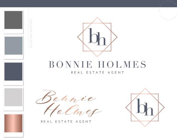 Real Estate Logo, Realtor Logo Design, House logo, Real Estate Branding Kit, Key Logo, Real Estate business card, Broker Logo, Realty