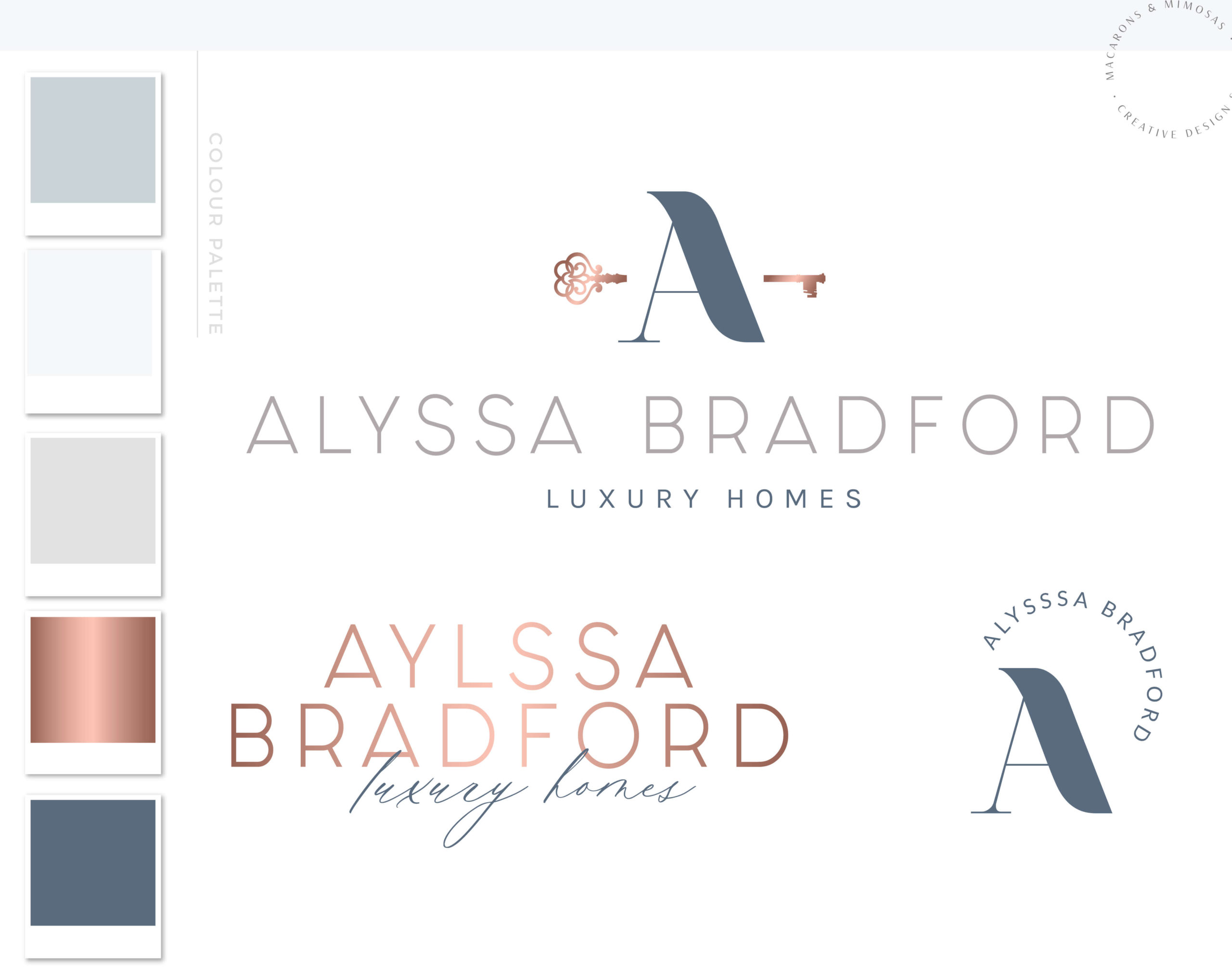 Real Estate Logo Design, Realtor Logo, House logo watermark, Broker Logo Marketing and Branding Package for Agents