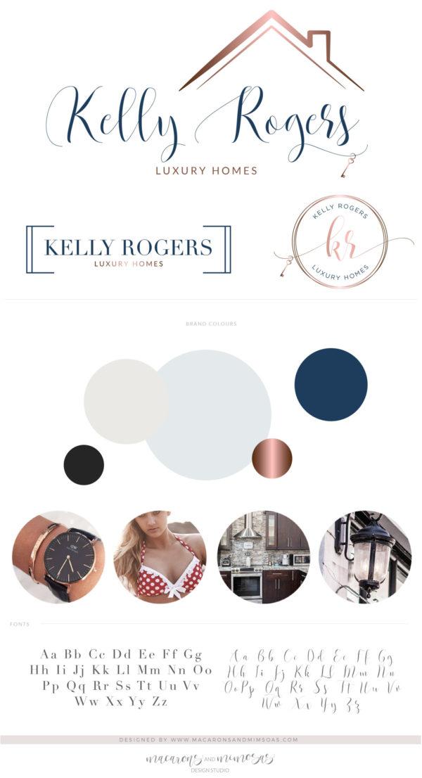 Luxury House Logo, Modern Logo Design, Heart Key Real Estate Logo, Broker Realtor Branding Kit, Premade logo, Realtor watermark, Realty logo