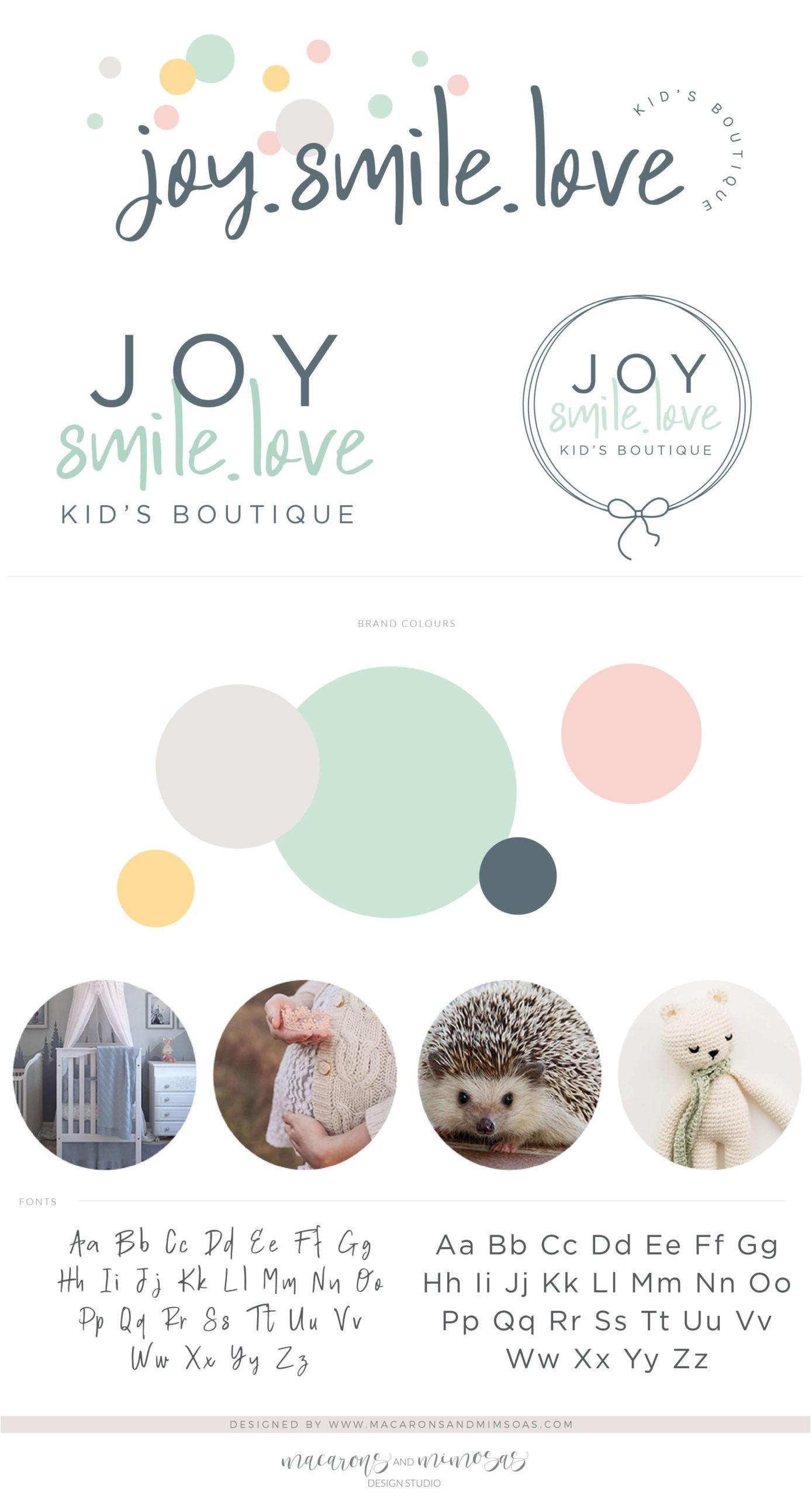Bow Logo Design, Premade Boho Baby Boutique Circle Dots, Watercolor Photography Branding Kit, Children Kids Branding Kit Mint Green Script