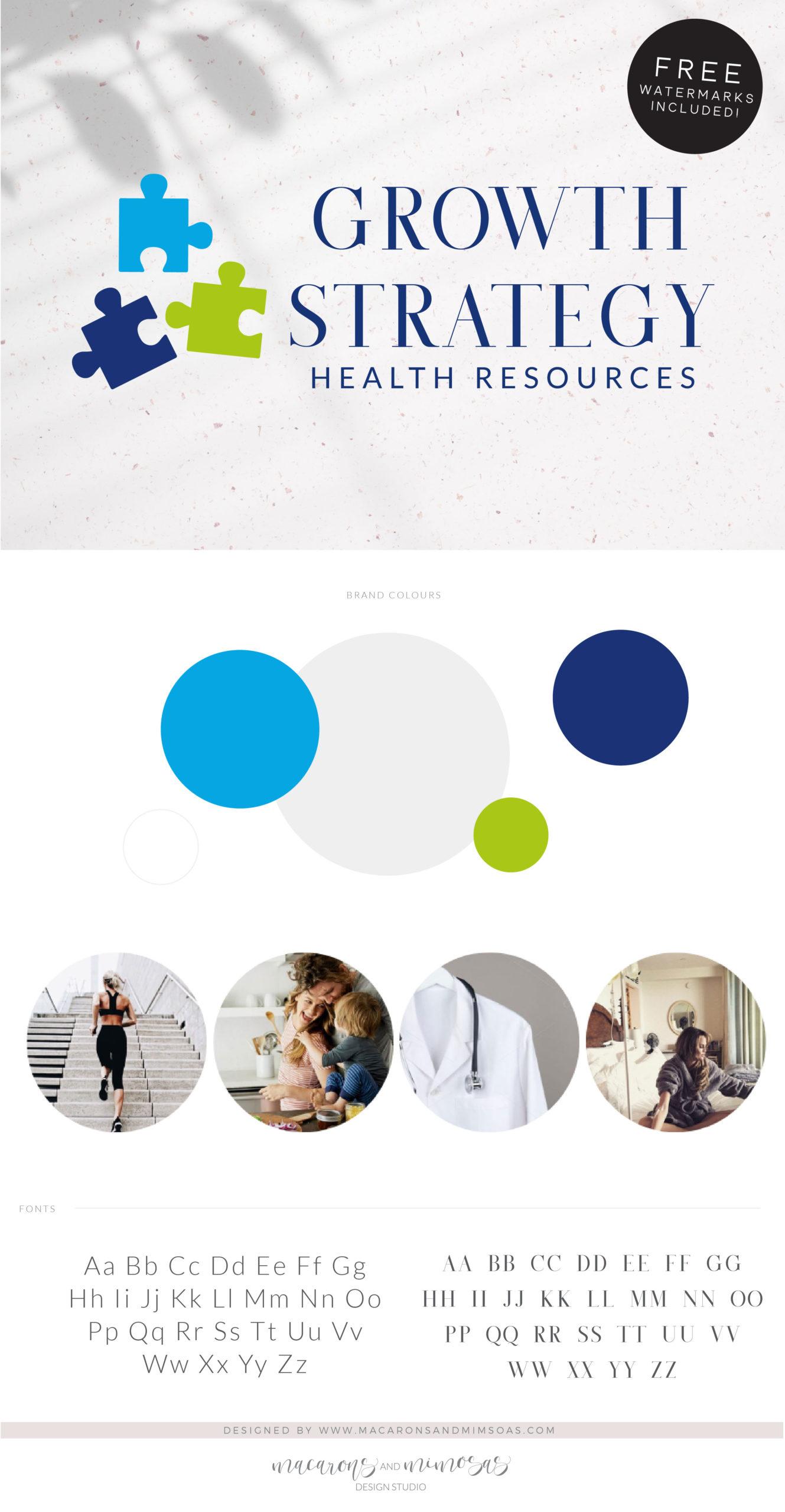 Life coach therapy logo, Psychologist logo, Puzzle Piece Logo design, Wellness Holistic Branding kit, Mental Health Mind Autism Awareness