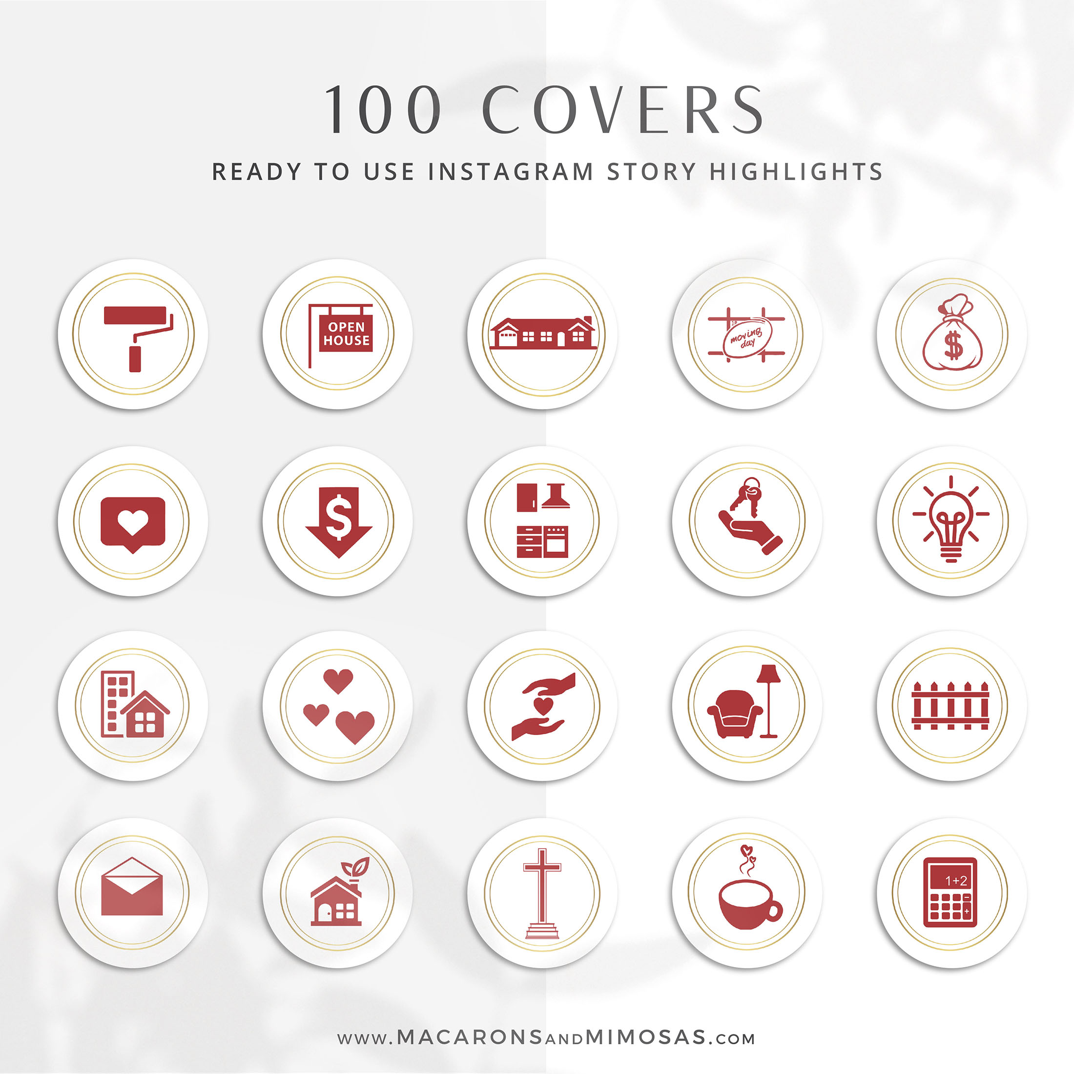 Keller Williams Instagram Icons Macarons And Mimosas