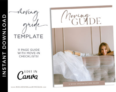 Moving Guide, Packing Tips, Moving Checklist, Moving To Do List, Printable Moving Guide