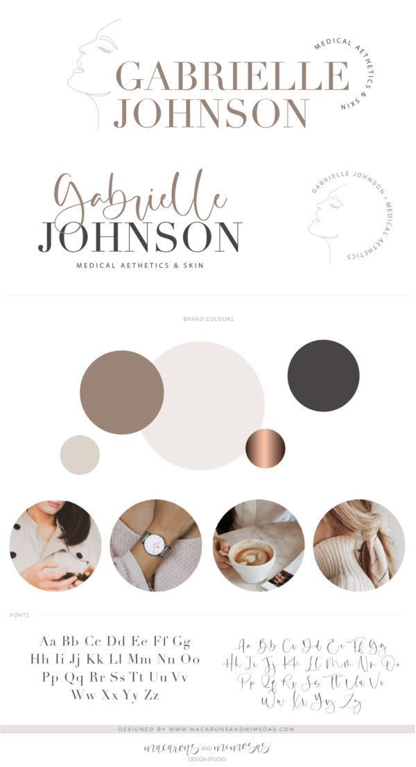 esthetician logo design, Body Sculpting Logo, Plastic Surgery Logo Design, Cosmetic Laser Esthetics Logo, Skincare Fillers and Botox Logo