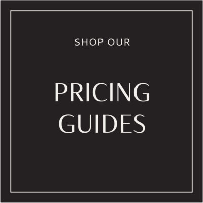 Photography Pricing Guides