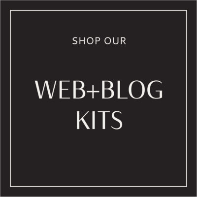 Wordpress Templates, StudioPress and Showit Theme Kits